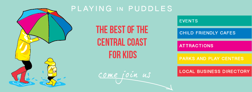 Subscribe to the Playing in Puddles newsletter