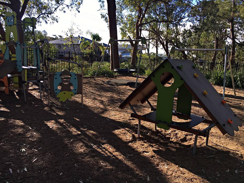Bateau Bay Community Hall Play area