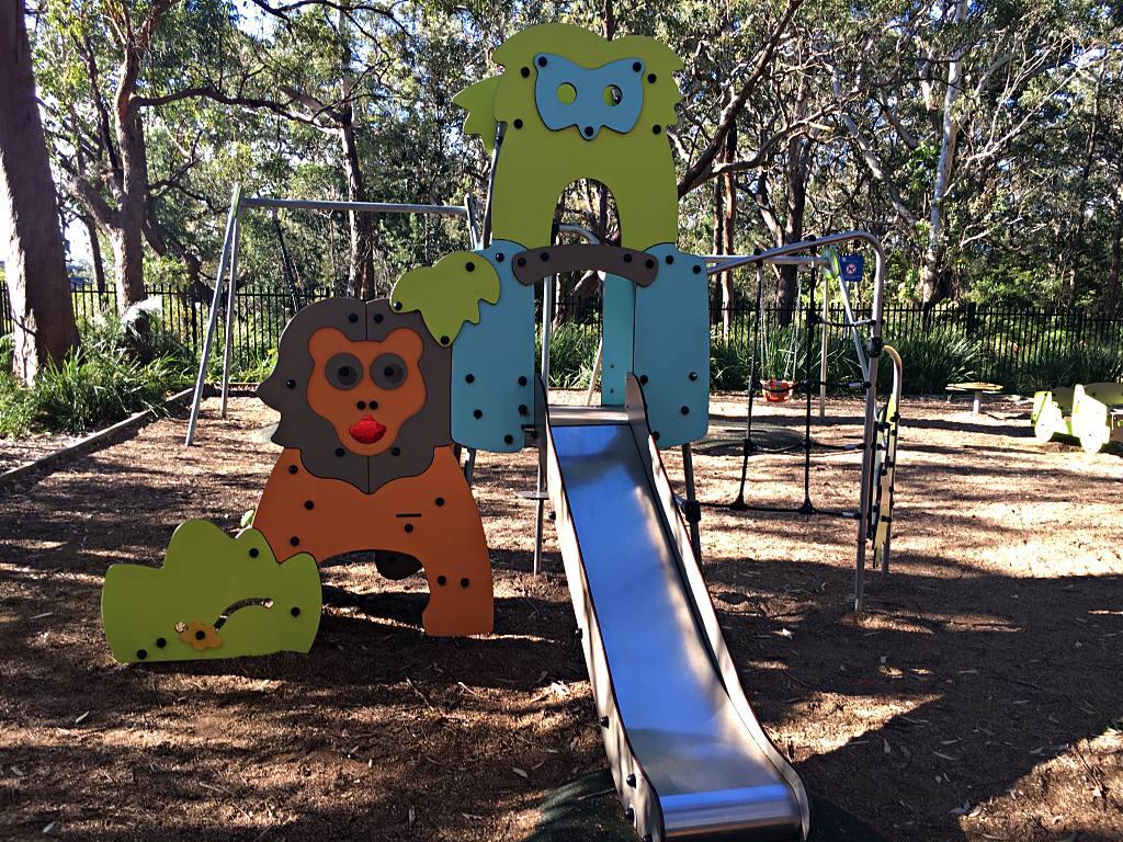 Bateau Bay Community Hall Playground