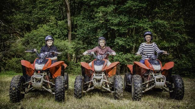 Family adventures at Glenworth Valley