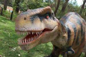 Dinosaurs Alive! at The Australian Reptile Park