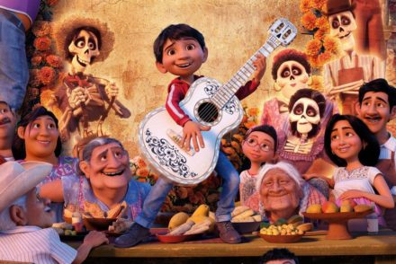Coco-Movie-at Event Cinemas Tuggerah | Playing in Puddles