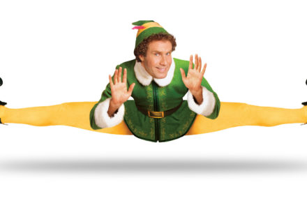 Elf at Event Cinemas Tuggerah