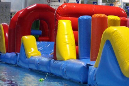 Mingara Aquatics Inflatable Fun - School Holidays Central Coast