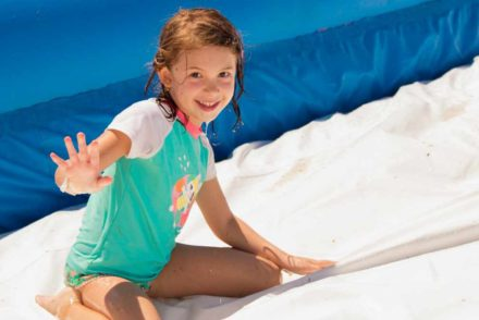 Water fun at Waterworld Central, Doyalson | Central Coast