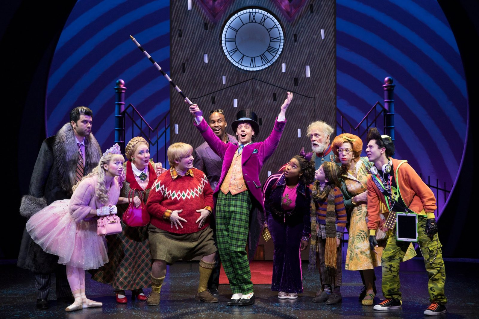 Charlie and the Chocolate Factory- Credit Sara Krulwich The New York Times