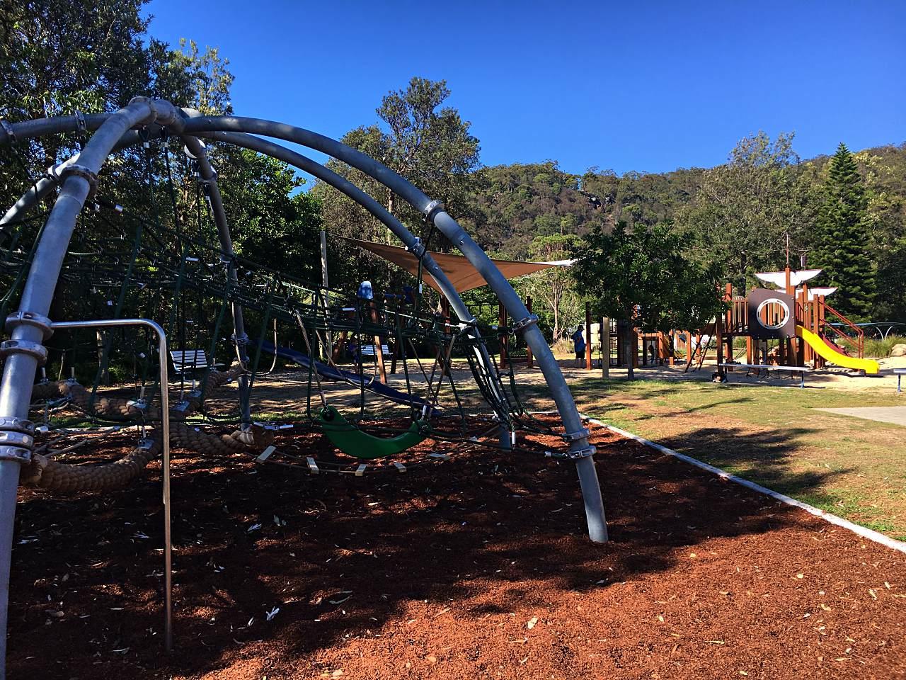 Patonga Camping Ground Playground