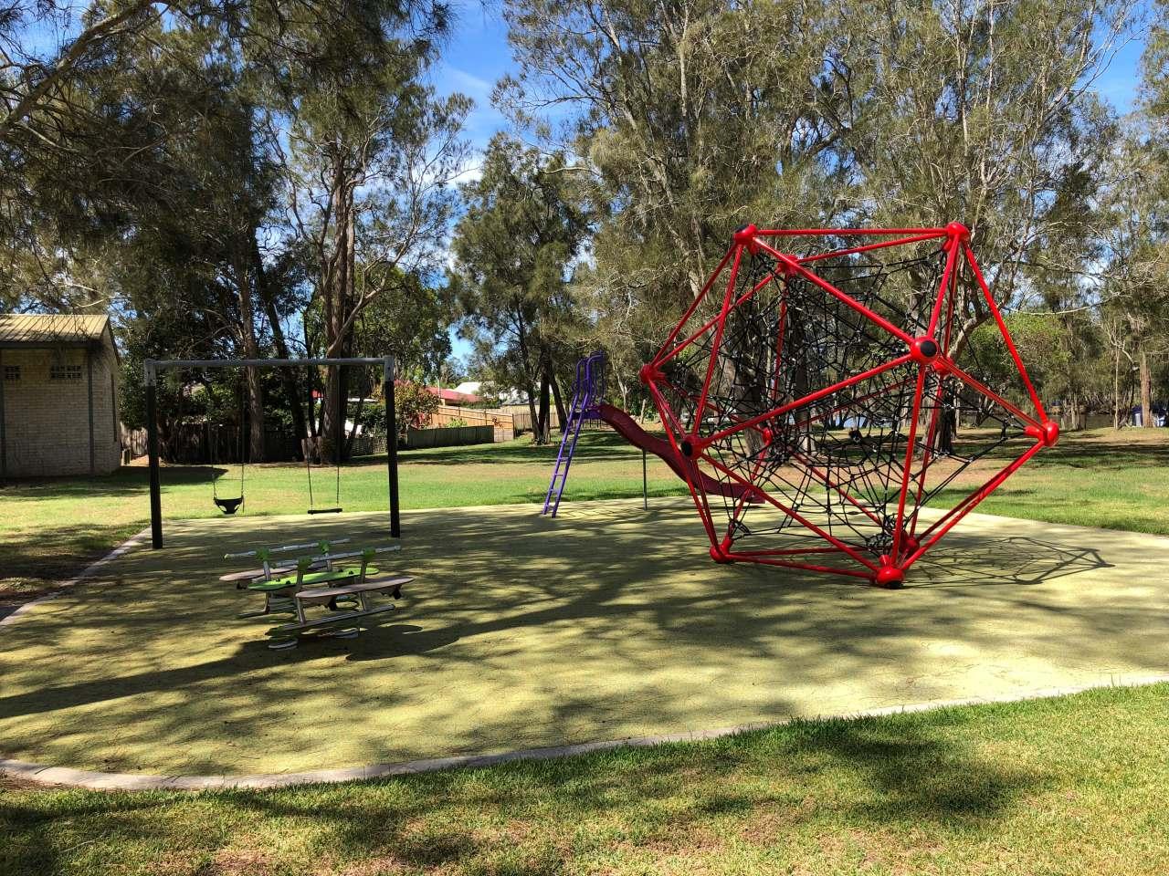 Sunshine Reserve playground, Chittaway