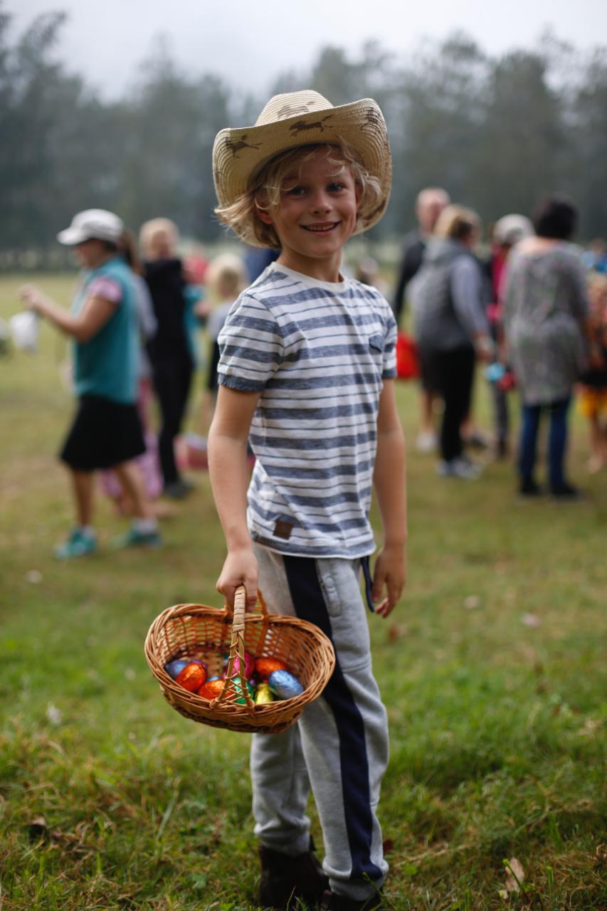 Glenworth Valley easter egg hunt