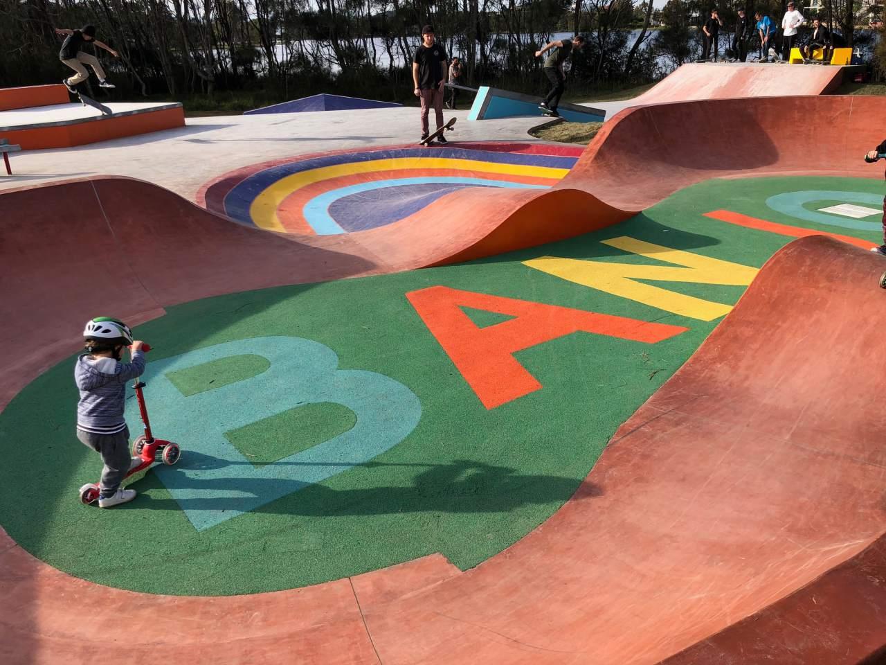 Central Coast Skate Parks