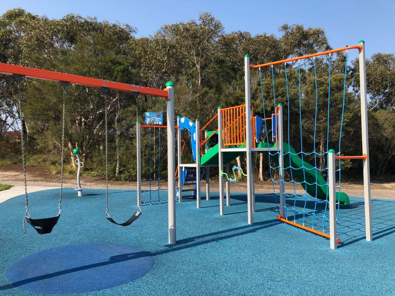 Lady Laurel Playground, Blue Haven