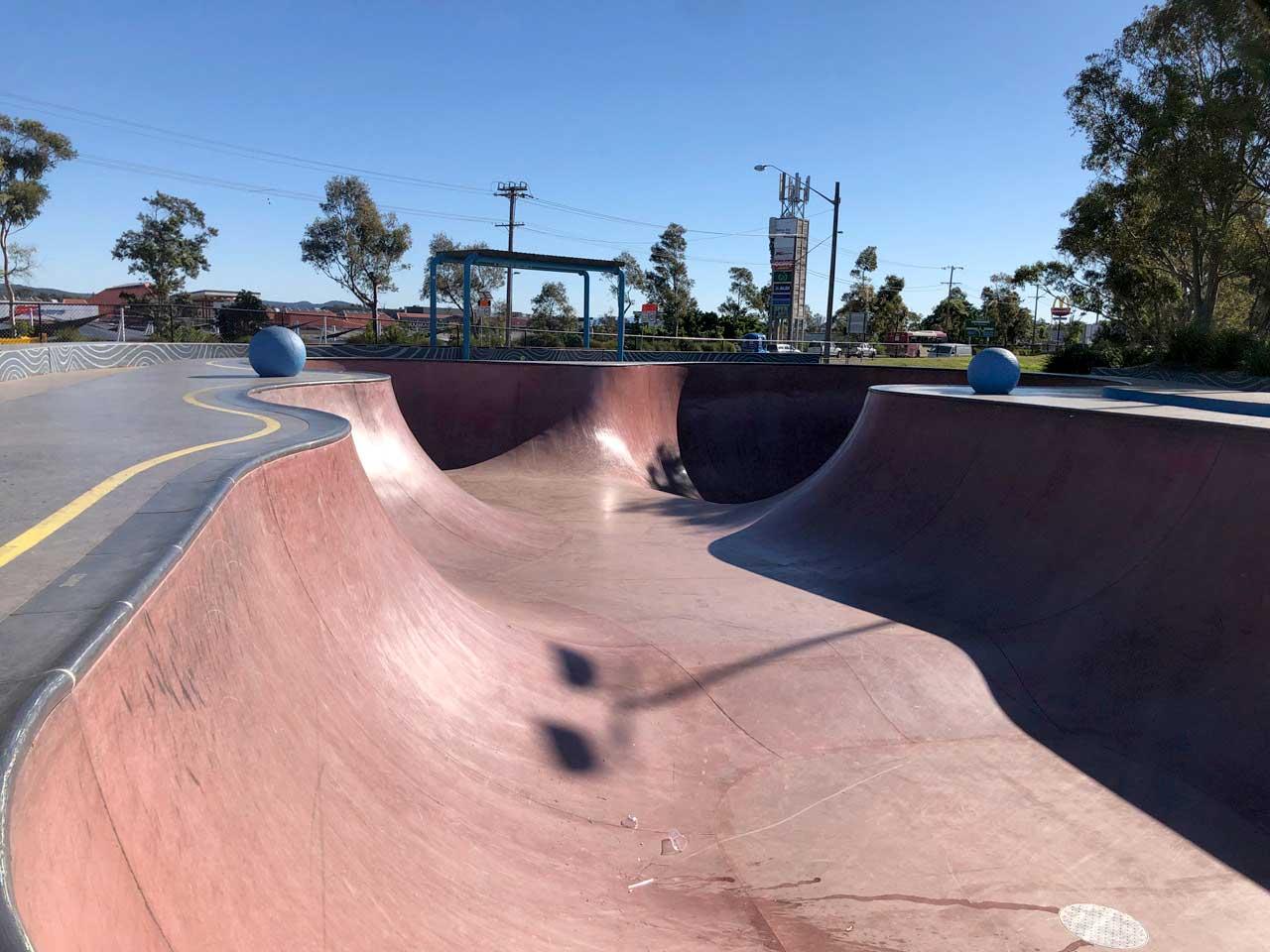 Bateau Bay Skate Park (Bato Yard)