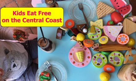 """""""Kids Eat Free"""" venues on the Central Coast"""
