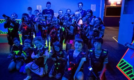 Have a Kids Birthday Party at Laserblast Charmhaven