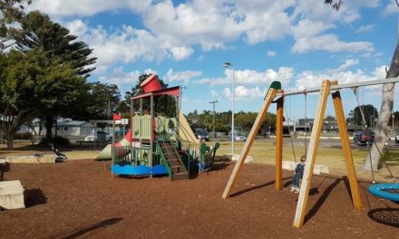 The Scenic Location of The Lions Park in Woy Woy Makes for the Perfect Family Picnic