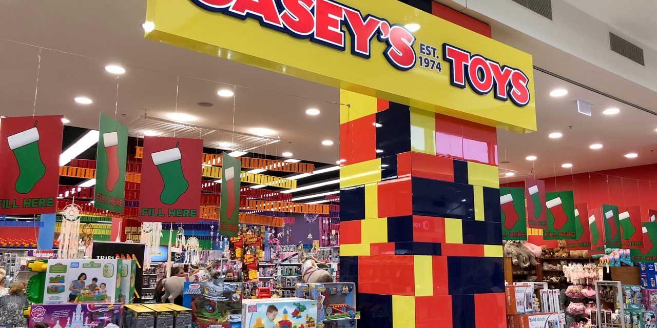 Casey's Toys has opened in Tuggerah!