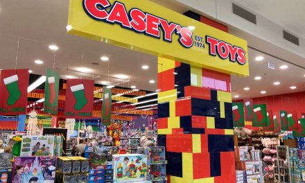 Casey's Toys has opened in Tuggerah!
