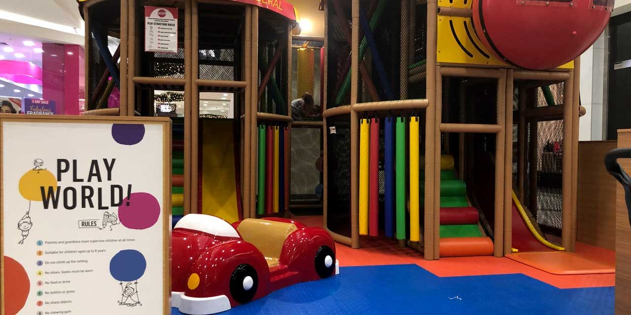 New Indoor Play Area at Westfield Tuggerah