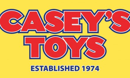 WIN $325 Worth of Toys  from Casey's Toys