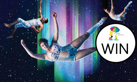 Closed – WIN a Double Pass to see Aurora by Circus Oz at The Art House