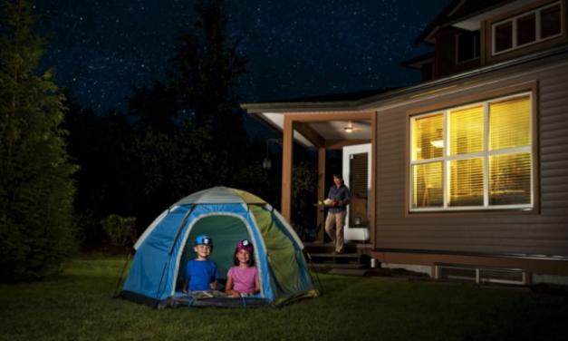 Fun Backyard Camping Activities for Families