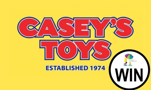 Closed – WIN an Iso Fun Pack from Casey's Toys