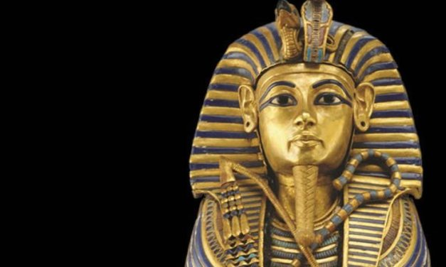 Tutankhamun is coming to Sydney!