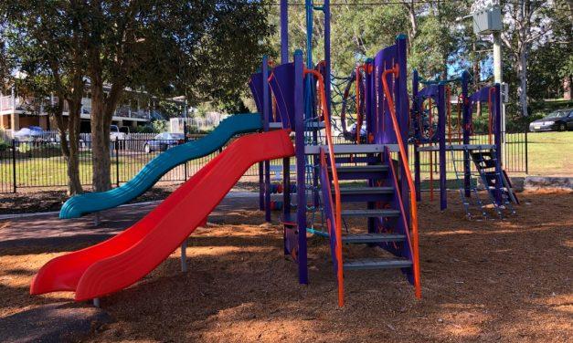 New Park: Goonak Parade Playground, Narara