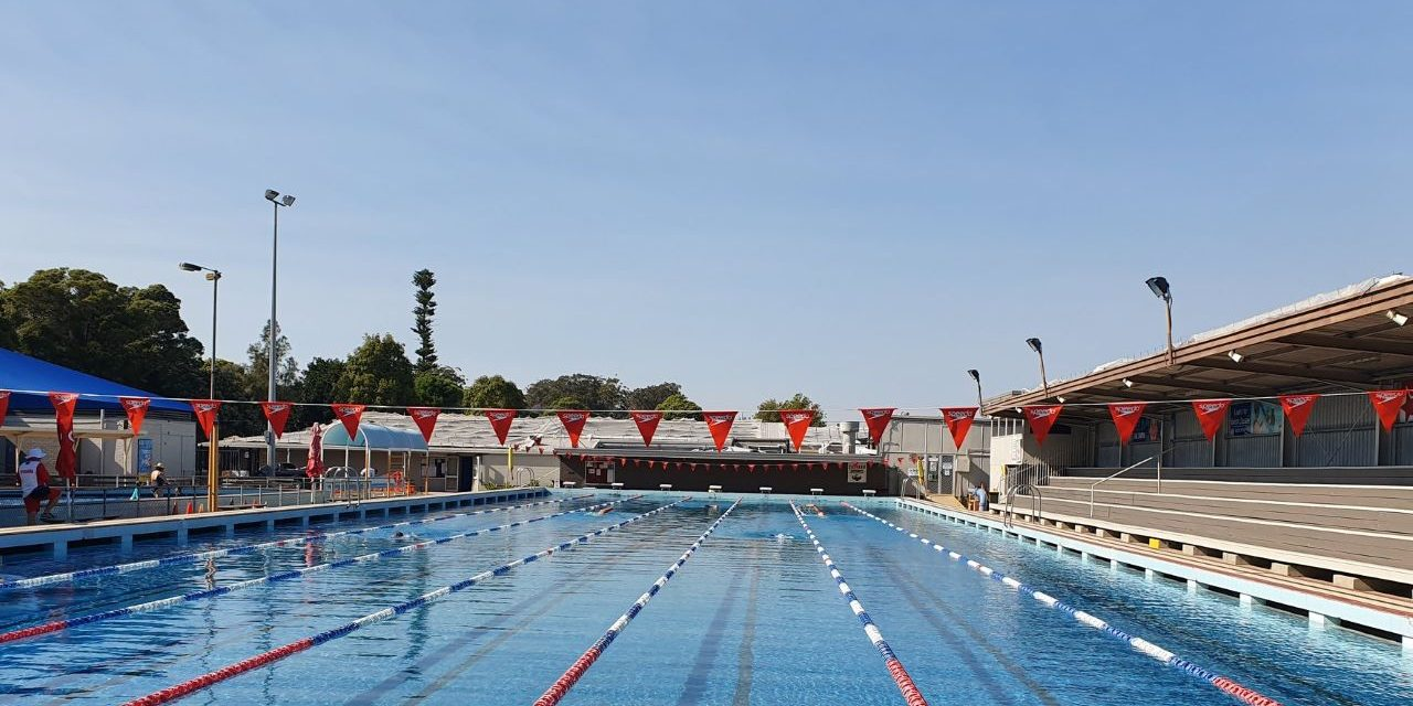 Outdoor Swimming pools re-open Today!