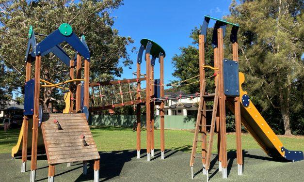 Jirramba Reserve Playground, Saratoga