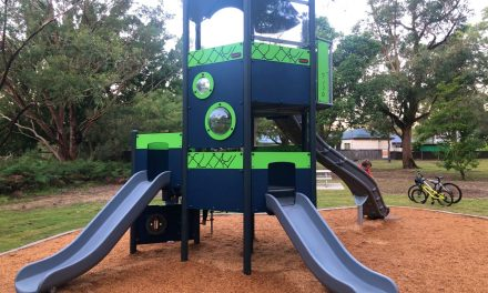 There's a New Three-storey Playground in Umina