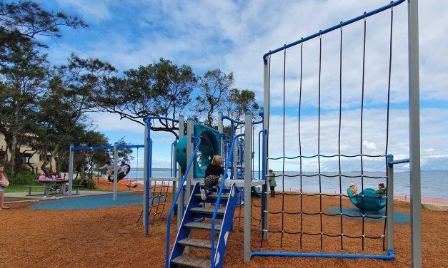 We've Spied a new Hidden Playground in Gorokan
