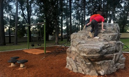 A Local Gem of a Park Just Popped Up in Umina