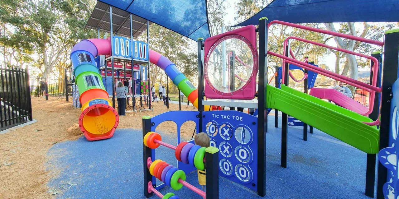 Get Excited! 30 New Playgrounds Could Be Coming to the Central Coast!