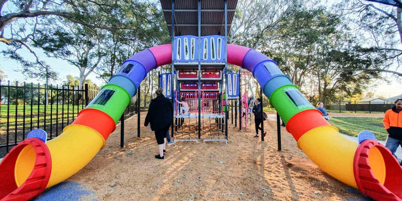 Wallarah Point Peace Park, Gorokan