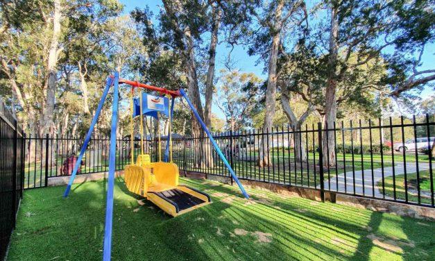 Mackenzie Reserve Playground, Budgewoi