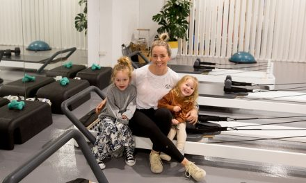 Belle Movement pilates has moved to a new Studio, and it has an on-site Creche and Nanny!