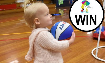 WIN a Free Term of Basketball Minis