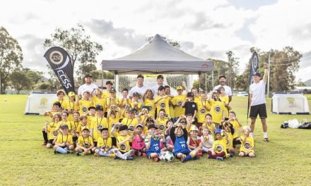 A New Soccer School has Arrived on the Central Coast!