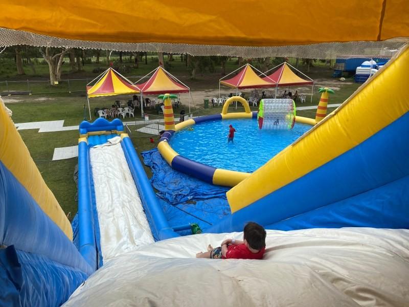 Make a splash at Waterworld Central this Summer!