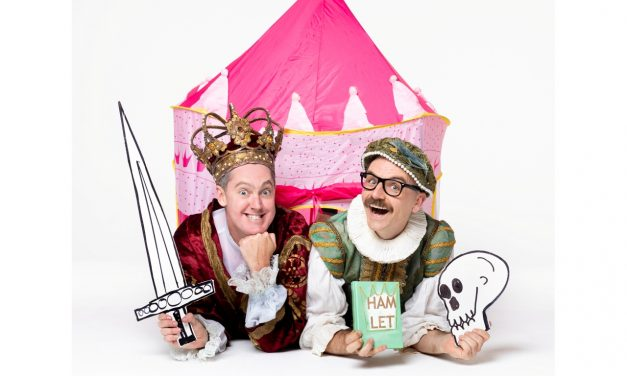"""The Listies are Returning to The Art House Wyong this June with """"Hamlet: Prince of Skidmark""""!"""