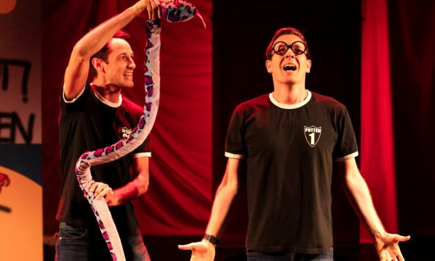 """See """"Potted Potter"""" in Sydney this June!"""