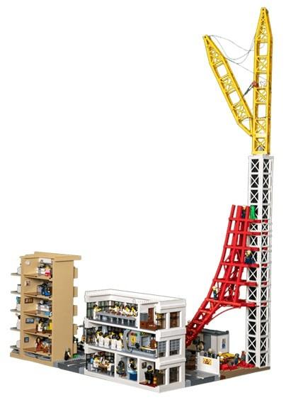 Brickman Cities - Tokyo
