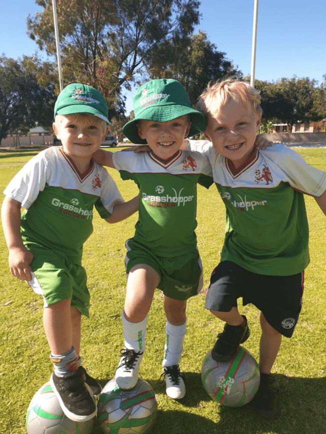 Grasshopper Soccer Kids Soccer Classes Central Coast