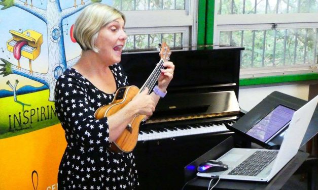 The NEW Children's Music Program at Central Coast Conservatorium of Music is Moving Online!