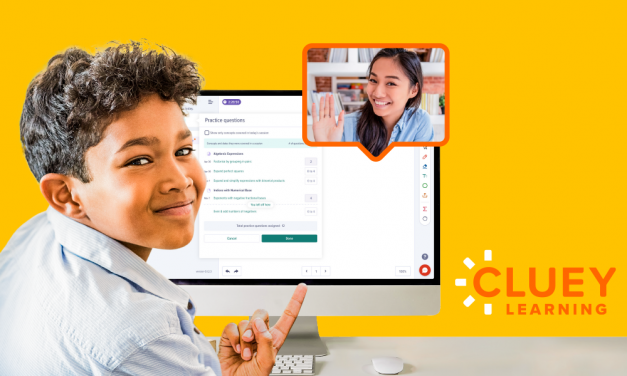 Get 20% Off Face-to-Face Online Tutoring with Cluey Learning! Perfect for lockdown!