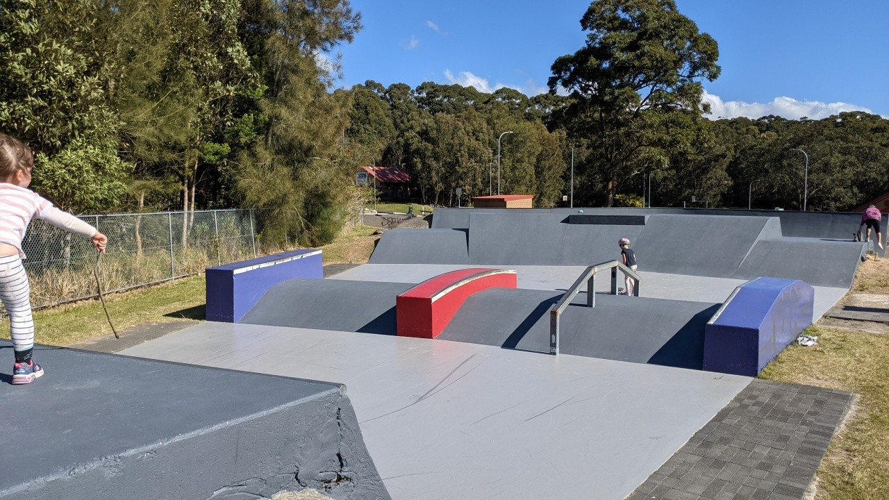 Mackillop Oval Kincumber Skate Park