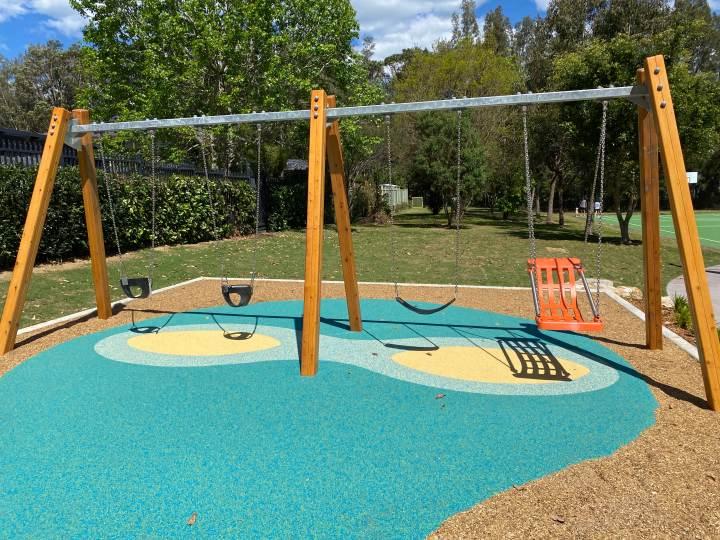 Sun Valley Park Swings