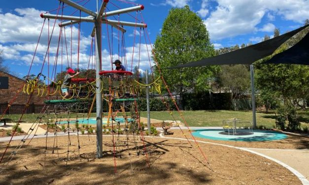"""Green Point's Brand-NEW """"Sun Valley Park"""" is Now Open and Ready for a Visit!"""