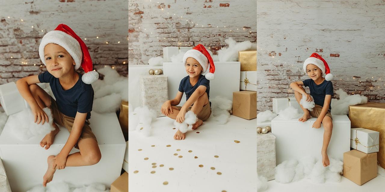 Ginseea Photo Christmas Minis